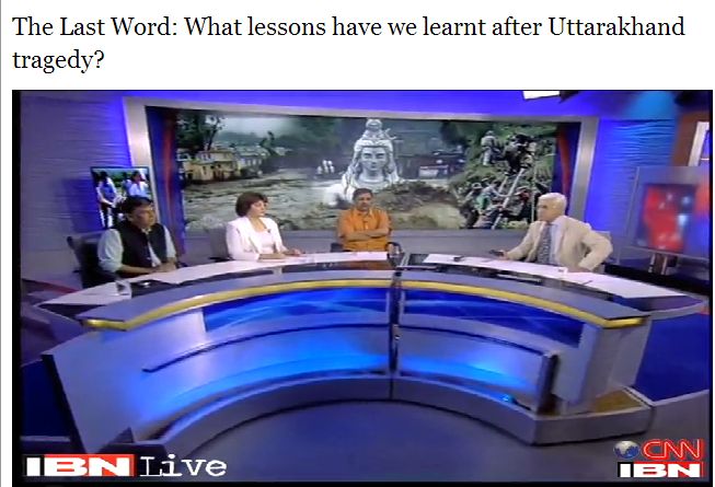 Uttarakhand Deluge: How human actions and neglect converted a natural phenomenon into a massive disaster   (2/2)