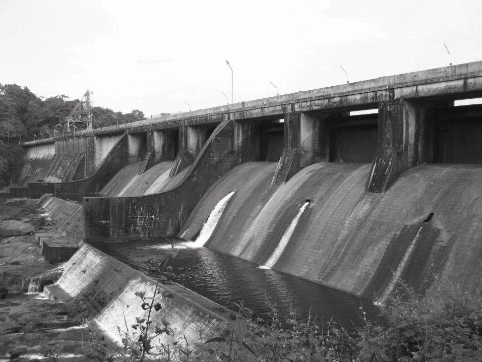 Peringal Dam Photo: CPSS
