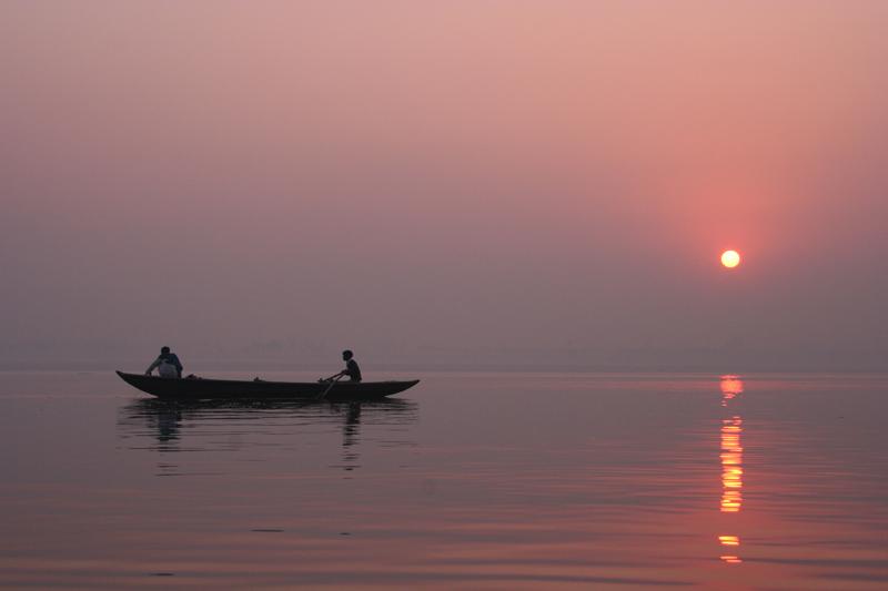 The Mighty Ganga Photo: Ganga Action Parivar
