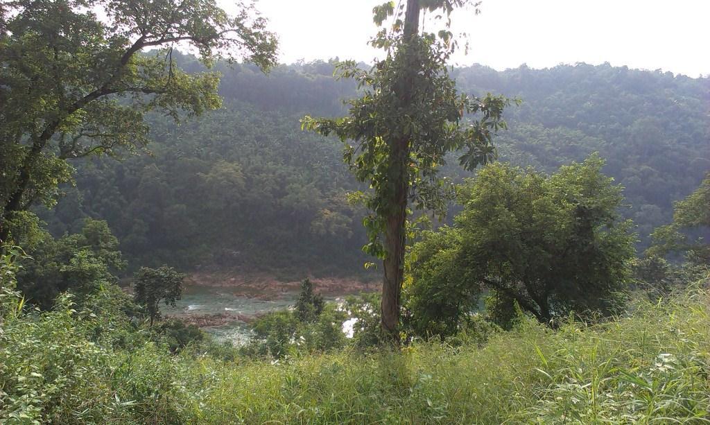 Proposed Site for Lower Kopili HEP in Assam Photo - Parag Jyoti Saikia