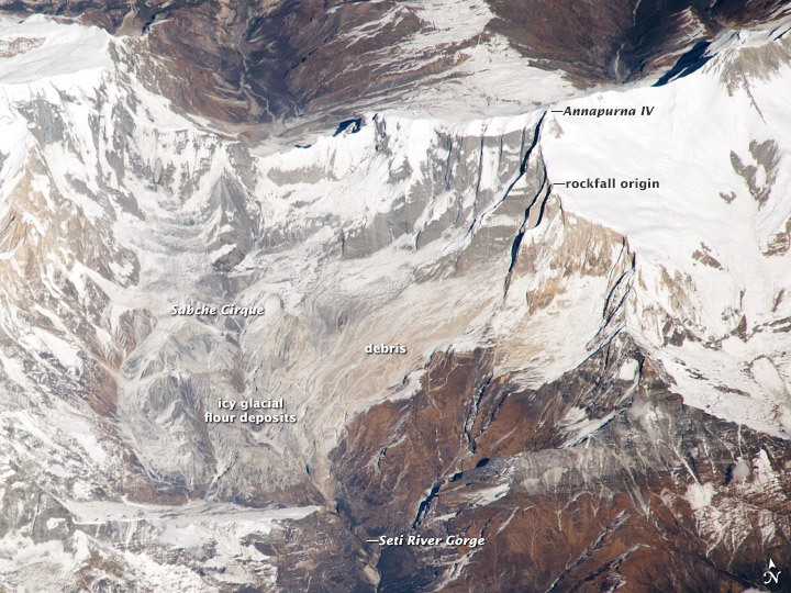 Explained: Seti River floods in May 2012, Nepal- A chain of events, starting at 25,000 feet! (2/6)