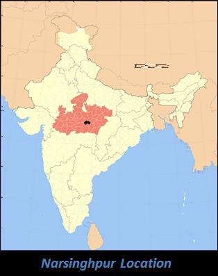 Narsinghpur in Madhya Pradesh