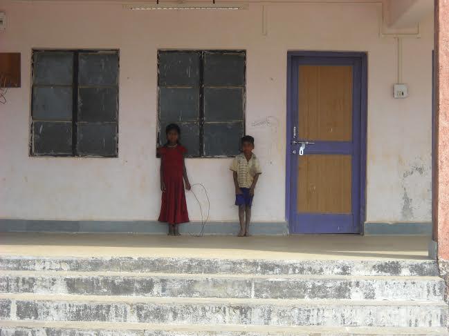 Middle Vaitarna Resettlement Colony Photo: Amit Tillu