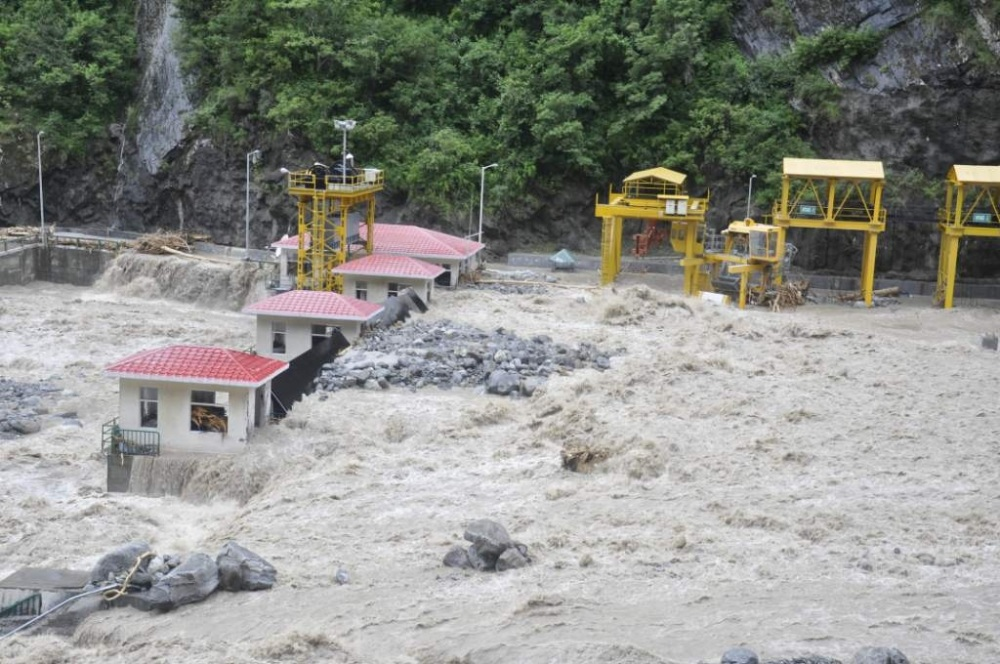 Report of Expert Committee on Uttarakhand Flood Disaster & Role of HEPs:  Welcome recommendations: (1/4)