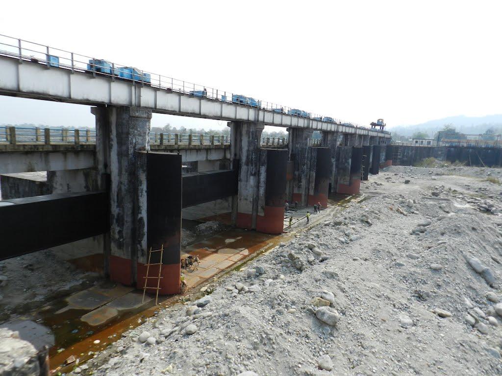 Dhansiri Project on Dhansiri RIver, Assam. Photo: Jayanta Kumar Das, Panoramia