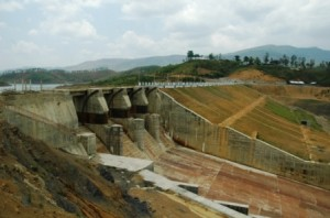 Khuga Multipurpose project in Manipur. Source: http://manipuronline.com/