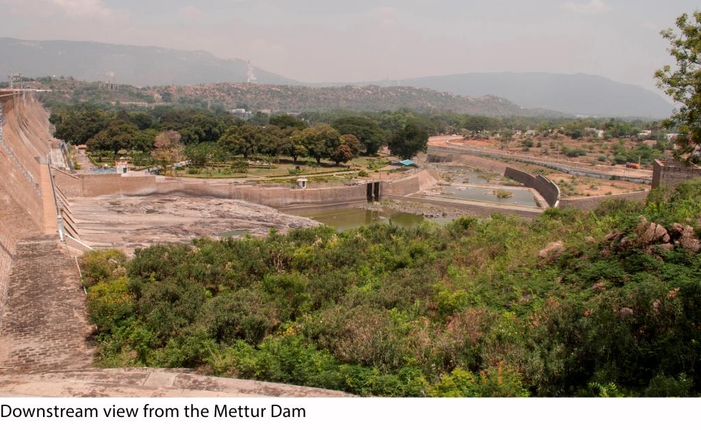 Mettur Downstream LowRes