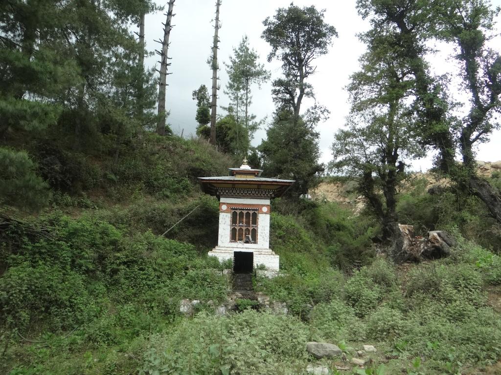 On way to Thimpu Photo: SANDRP