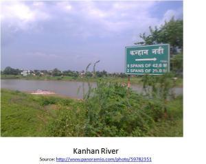 Kanhan River