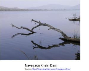 Navegaon Khairi dam