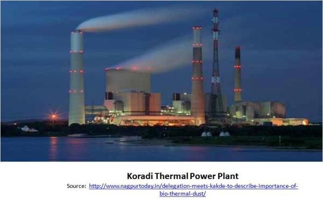Koradi Thermal Power Plant