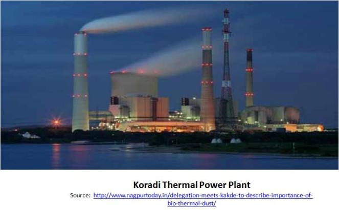 Koradi Thermal Power Plant