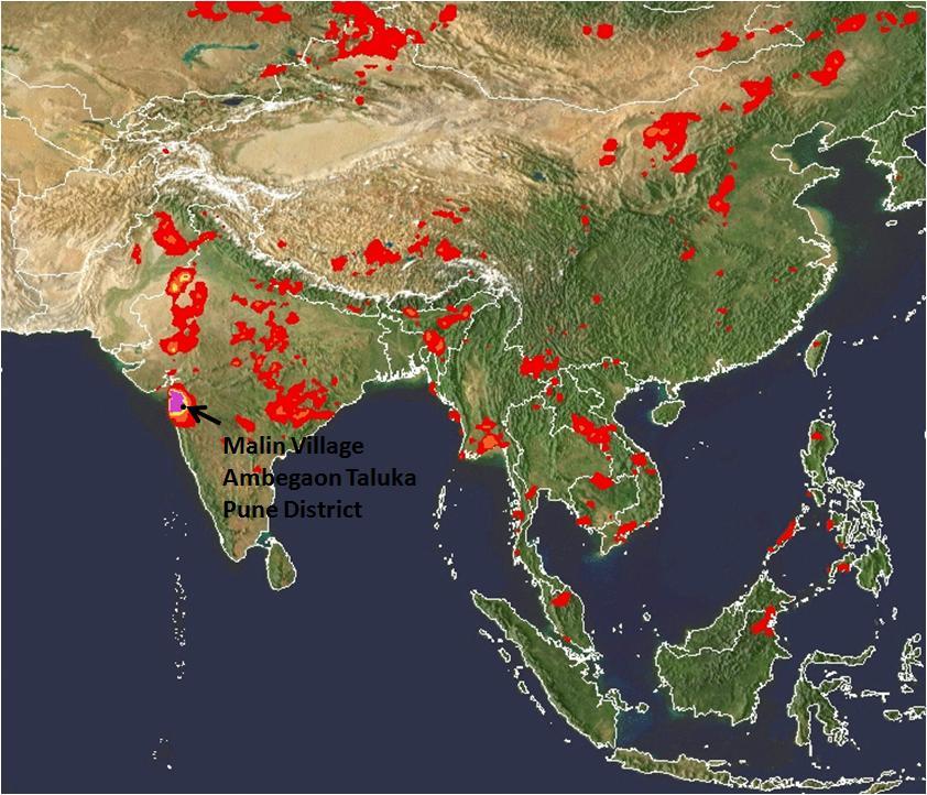 Malin Landslide Tragedy underlines the vulnerability of Western Ghats (5/6)