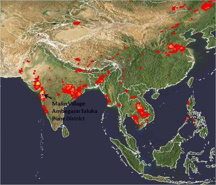 Malin Landslide Tragedy underlines the vulnerability of Western Ghats (6/6)