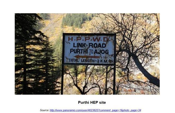 Purthi HEP Site