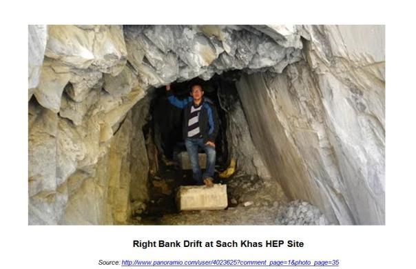 Right Bank Drift at Sach Khas
