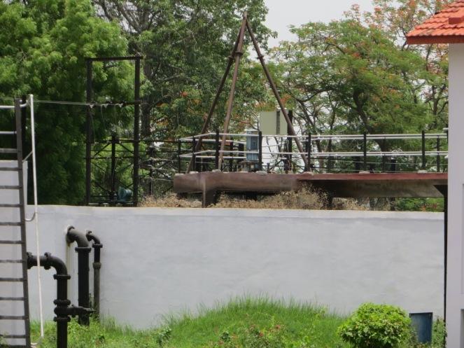 Bhagwanpur sewage treatment plant
