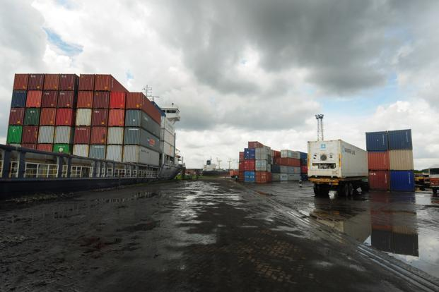 Cargo at Kolkata Port is dropping streadily. The Port is silted up, dredging is ncresing down the years. Farakka Barrage has NOT controlled the silting problem of the Port Photo: The Hindu