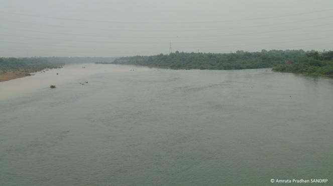 Narmada Canal meets Sabarmati 1