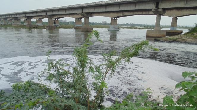 Sabarmati Effluent & Sewage Discharge 4