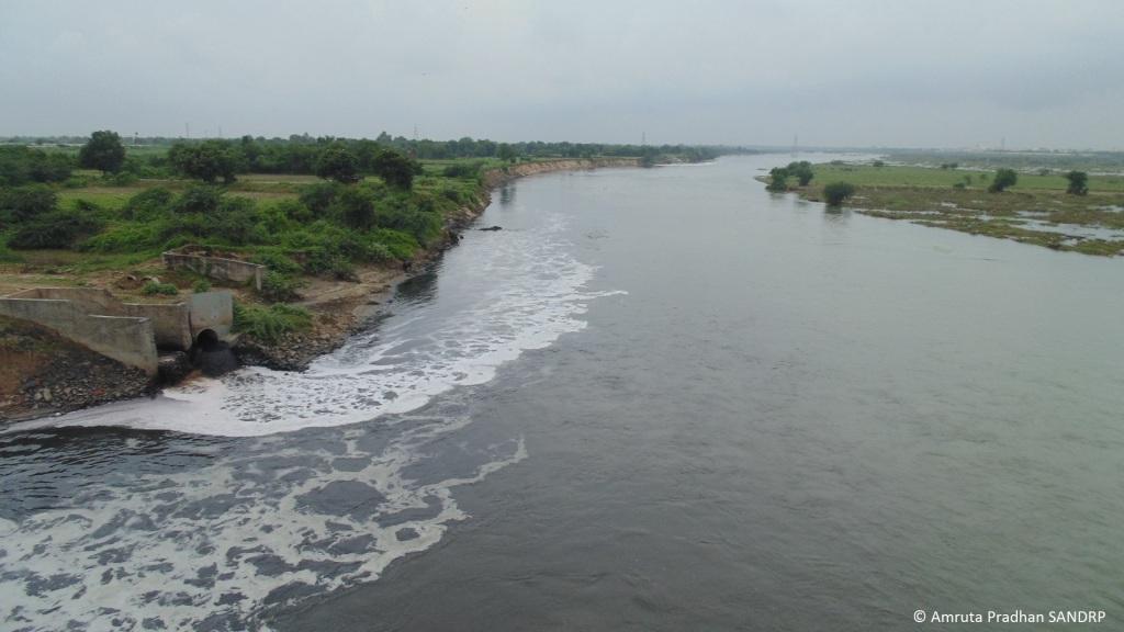 Sabarmati Effluent & Sewage Discharge 5