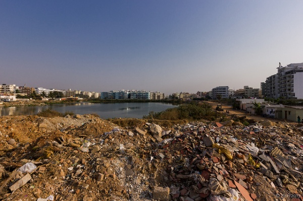 How Bangalore treats its local water bodies Photo: The Alternative