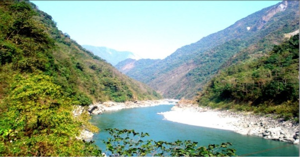 Dibang River (Source - EMP)
