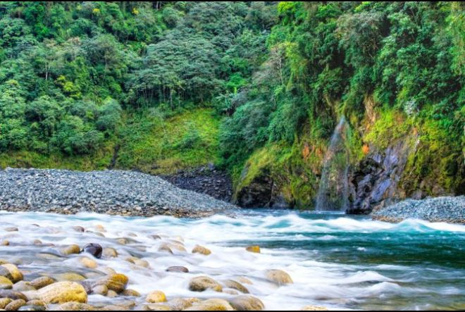 Dibang River Photo with thanks from Global Post, Scot Ligare