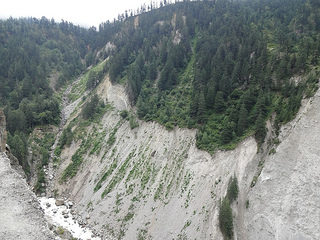 Sangla Valley bore the brunt of massive landslides due to the sudden downpour in June 2013. Source: http://www.indiawaterportal.org/articles/drilling-hills-devastation
