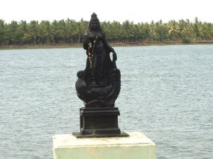 GOddess GOdavari at Godavar Delta Photo from : http://www.panoramio.com/photo/3342895