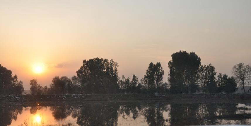 Jhelum river_J&K