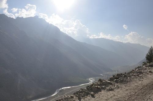 River Dras in Indus Basin in Jammu and Kashmir (Photo by Sabita Kaushal)