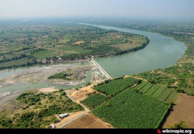 Girna River Photo Wikimapia