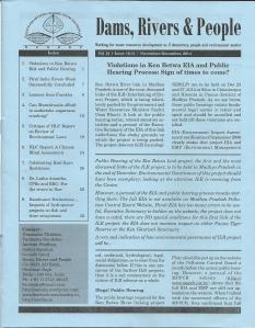 Nov Dec 2014 DRP front page