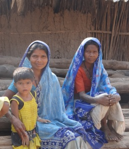 Tribals affected by Damanganga Pinjal Link Photo: Parineeta Dandekar