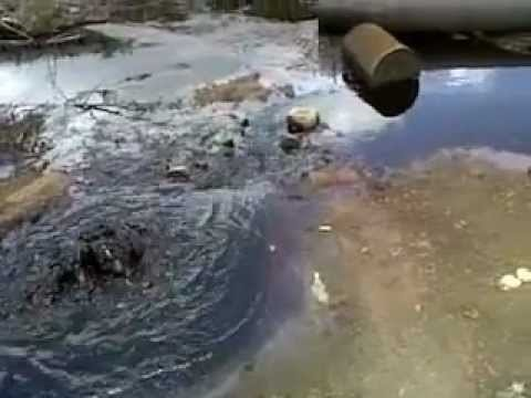 Pollution from CETP in Kasardi River Source: http://article.wn.com/view/2015/02/08/Taloja_firms_ask_locals_for_pollution_proof/