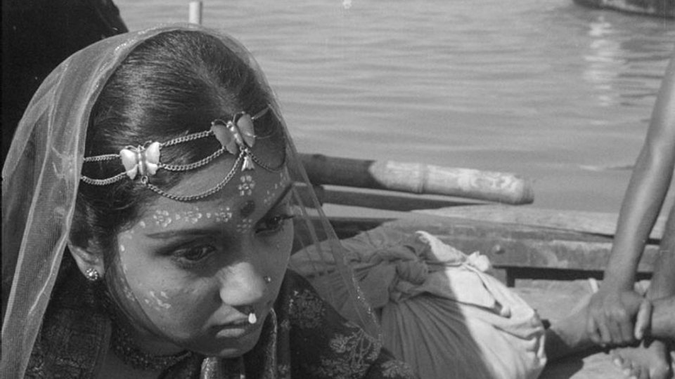 A still from Titash Ekti Nadir Naam Photo: worldcinemafoundation.org