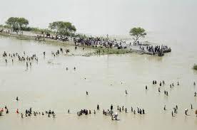 Aug 2008 Kosi Floods Photo: Times of India