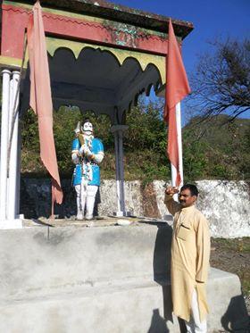 Pt. Vinod Juglan at Madho Singh Bhandari Memorial