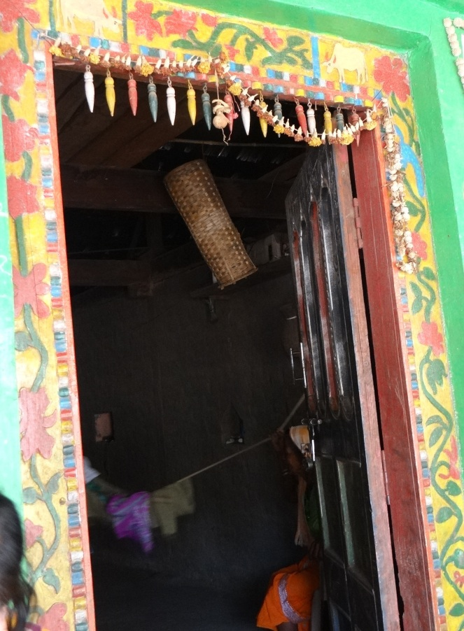 Home of our host Haribhau