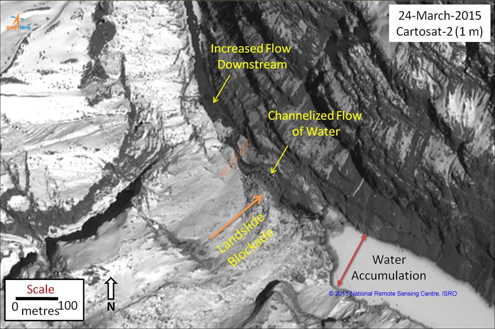 NRSC image of blockade 240315
