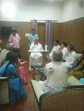 Maletha delegation meeting with CM Harish Rawat
