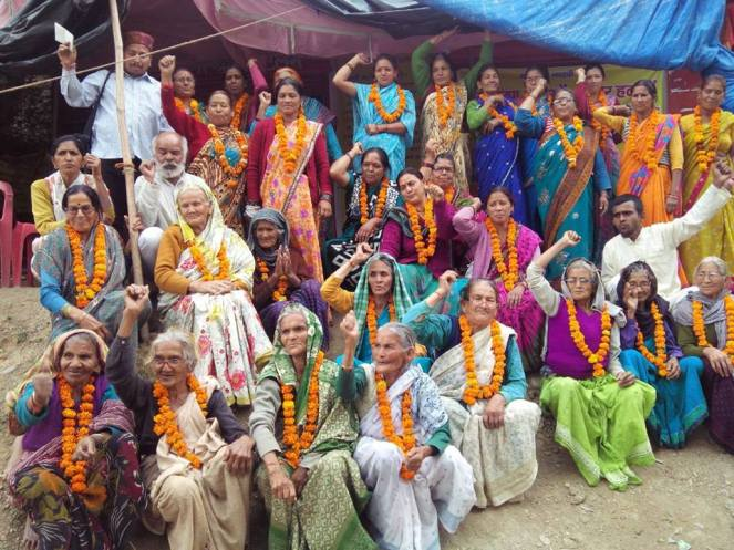 Women were the real strength behind Maletha movement