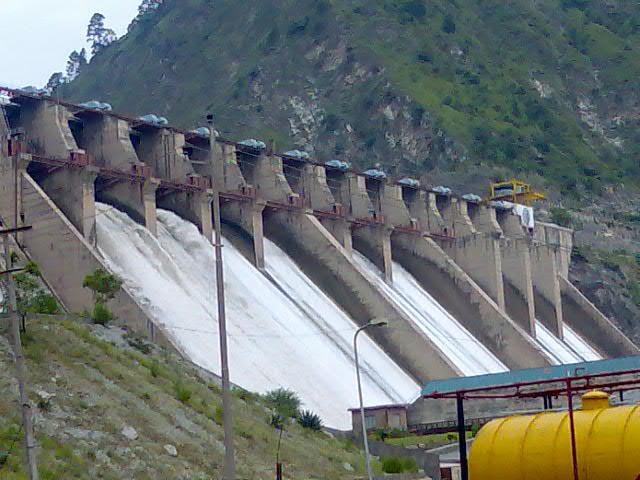 Chutak Dam (Source:  Leh Times)