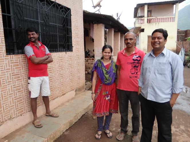 Members of Varadyini Temple Committee