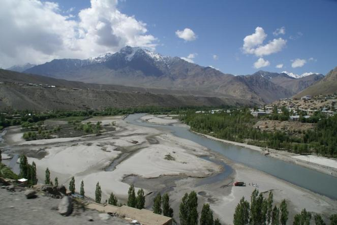 Suru River Near Kargil (Source: Wikimedia)
