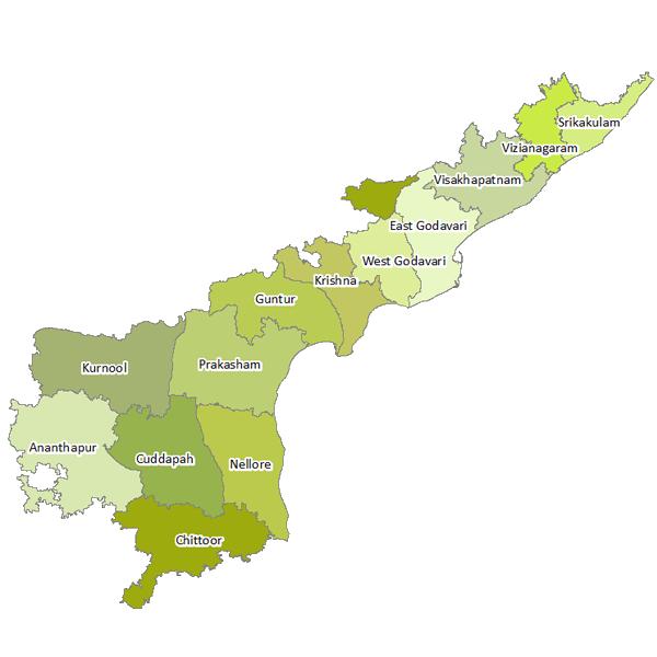 Discrepancies in rainfall figures for Andhra Pradesh\'s drought hit ...