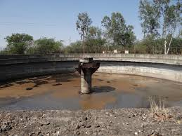 Broken, unused Effluent Treatment Plant in a famous factory of Sangamner Photo: Parineeta Dandekar