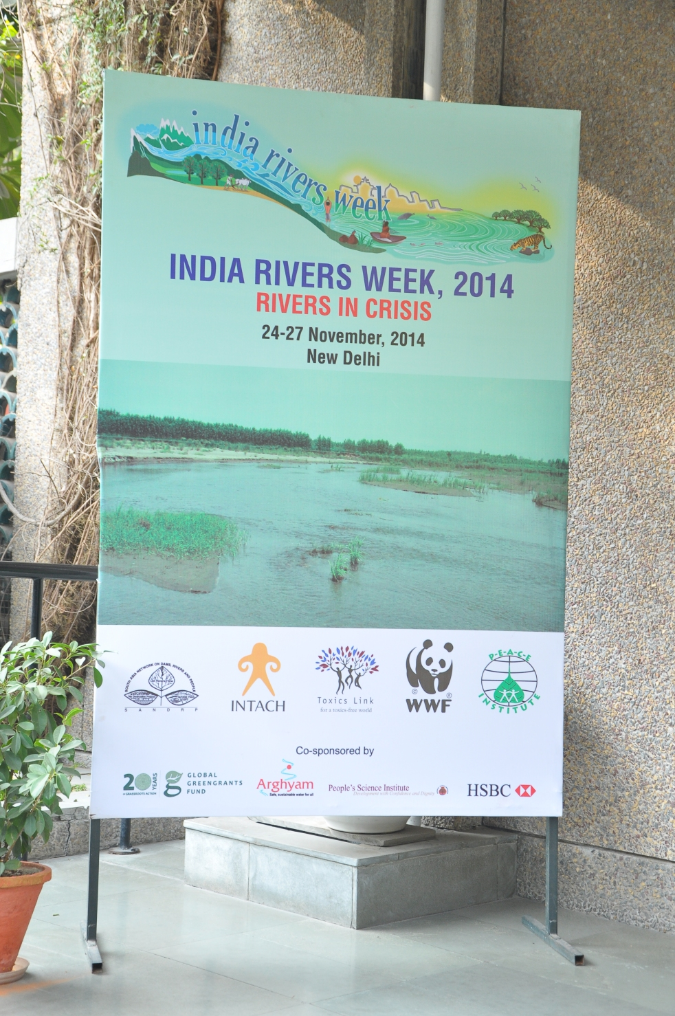 Artists In Action November 22nd Aane >> India Rivers Day To Be Celebrated On Nov 28 2015 Letter From
