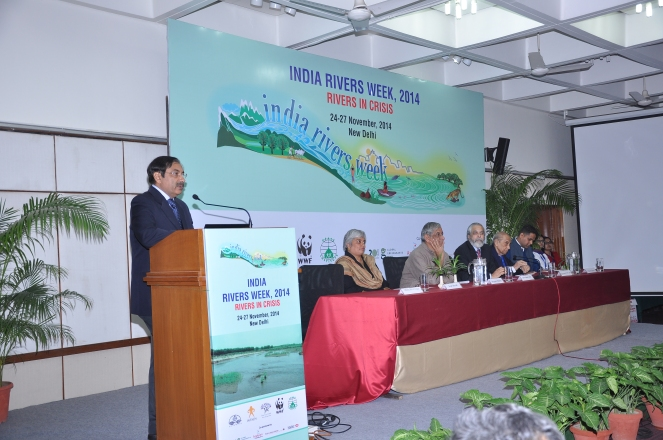 India Rivers Week 2014: Bhagirath Samman Award session